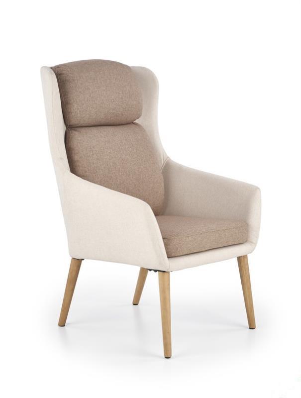 Кресло PURIO бежевое