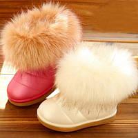 Стильні чобітки для дівчинки, фото 1