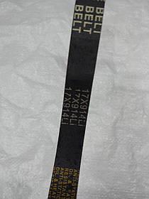 Ремінь ВХ-914 зубчастих широкий