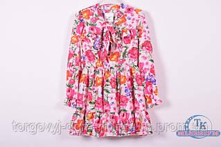 Платье для девочки 0222 Рост:134,146,152