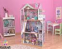 Ляльковий будинок з меблями Аннабель KidKraft Annabelle 65079, фото 9