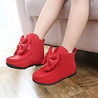 Стильные удобные ботиночки для девочки, фото 1