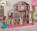 Кукольный дом с мебелью Величественный особняк KidKraft Majestic Mansion 65252, фото 3