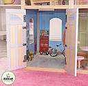 Кукольный дом с мебелью Величественный особняк KidKraft Majestic Mansion 65252, фото 7