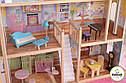 Кукольный дом с мебелью Величественный особняк KidKraft Majestic Mansion 65252, фото 9