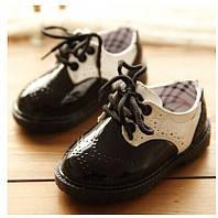 """Стильные туфли для мальчика, """"Оксфорды"""""""