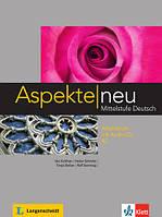 Aspekte neu B2 Arbeitsbuch mit Audio CD