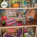 Ляльковий будинок з меблями Сохо KidKraft Soho 65277, фото 4