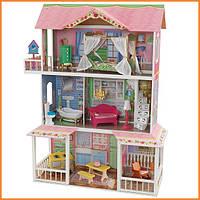 Дом для кукол KidKraft Sweet savannah Новая Саванна кукольный домик 65851