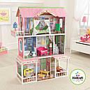 Кукольный дом с мебелью Сладкая Саванна KidKraft Sweet savannah 65851, фото 2