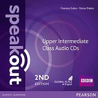 Speakout Upper-Intermediate Class Audio CDs. Second Edition (Второе издание)