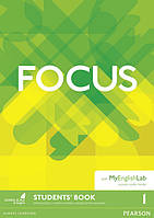 Focus 1 Student's Book with MyEnglishLab Pack