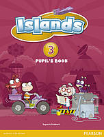 Islands 3 Pupil's Book with pin code