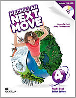 Macmillan Next Move 4 Pupil's Book with DVD-ROM. British Edition