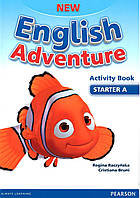 New English Adventure Starter A Activity Book