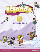 Islands 5 Activity Book with pin code