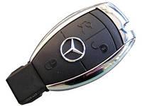 Изготовление ключа Mercedes.