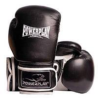 Боксерські рукавиці 3019 Чорні 8 унцій R143762