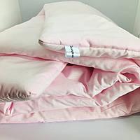 Ковдра дитяча Солодкий Сон рожевого кольору 110х140 см., фото 1