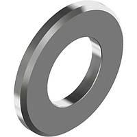 DIN 125 В (ISO 7090; ГОСТ 11371-80) нержавеющая шайба плоская, форма В (с фаской)