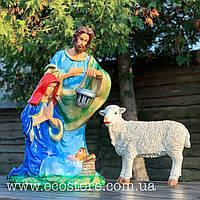 """Комплект фигур """"Рождественский вертеп"""" (РВ-8308), фото 1"""