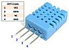 Модуль датчика температури і вологості DHT11