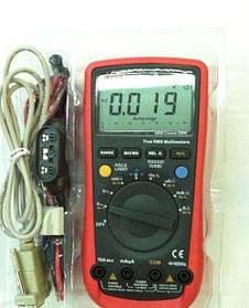 Измерение постоянного тока Купить Цифровой Мультиметр UNI-T UT61D Автомат измерение переменного напряжения