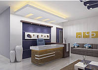 Дизайн интерьера офисов и промышленных помещений