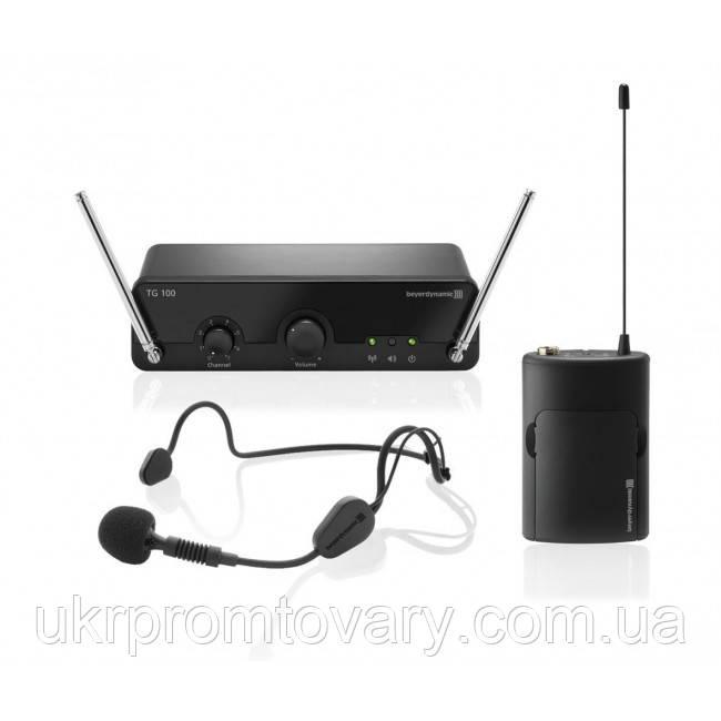 Вокальная радиосистема Beyerdynamic TG 100 B-Set Распродажа Акция