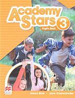 Academy Stars 3 Pupil's Book (Edition for Ukraine)