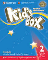 Kid's Box Level 2 Activity Book. Updated Second Edition