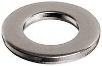 ISO 7089 (DIN 125 A; ГОСТ 11371-80) нержавеющая шайба плоская