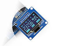 LCD OLED 1.3'' 128x64 SPI/I2C Blue, фото 1