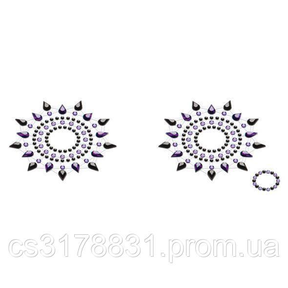 Пэстис Petits Joujoux Gloria set of 2 - Black/Purple
