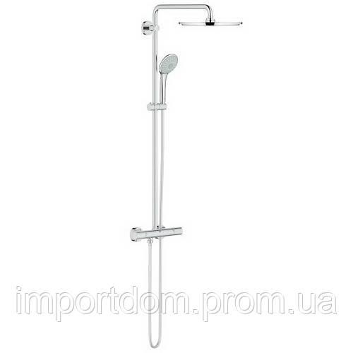 Душевая система с термостатом Grohe Euphoria XXL System 310 26075000 хром