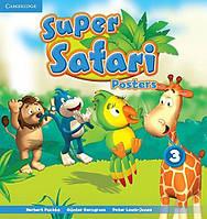 Super Safari Level 3 Posters (10)