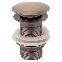 Донный клапан с механизмом click/clack Q-tap Liberty ANT L03