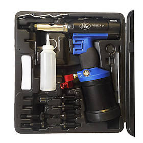 Заклепочник пневматический для резьбовых заклепок М3 М4 М5 М6 М8 М10 М12 мм Air Pro SA8912
