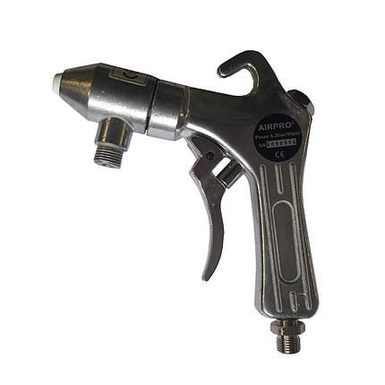 Пістолет піскоструменевий пневматичний Air Pro SBG100-GUN, фото 2