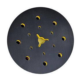 Насадка з отворами для пневматичної шліфмашини діаметром 178 мм Air Pro SA4198S