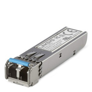 LINKSYS LACGLX Business Transceiver Module, SFP, 1000base-LX