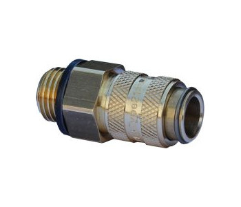 Быстросъемник 1/4z пневматический Rectus RS14ZM