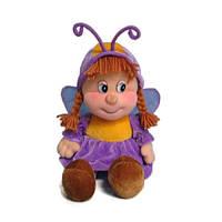 Мягкая музыкальная игрушка Lava Кукла Бабочка