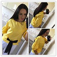 Блузка женская на завязках