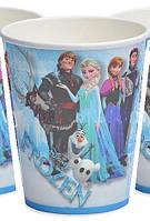 Стаканчик праздничный  Эльза Анна Frozen Холодное сердце