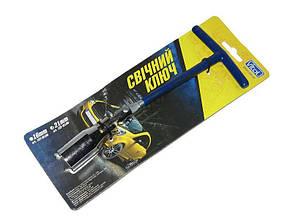 Ключ свечной 21 mm 182-T019B
