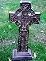 Гранитный крест 21