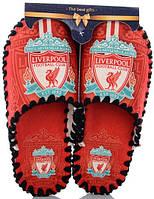Мужские фетровые тапочки 606 М Liverpool