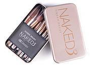 Кисти для макияжа Naked3