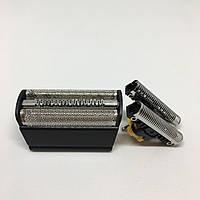 Сетка и режущий блок 31B (81387937) для бритвы Braun Series 3,Contour, Flex XP, Flex Integral(5000/6000)